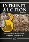 Internet Auction Octobre 2017