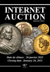 Internet Auction Janvier 2021
